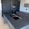 Köögisaar ja tasapind graniidist Absolute Black