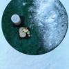 Kohvilaud marmorist Verde Guatemala