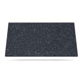 Silver Pearl grå svart granitt benkeplate kan brukes på kjøkkenet bad og utekjøkkenet
