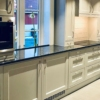 Kitchen worksurface made of granite Silver Pearl