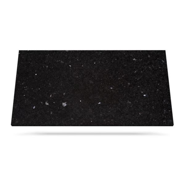 Star Gate svart granitt benkeplate passer til bruk på kjøkkenet og bad