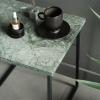 Kohvilaua plaat rohelisest marmorist Verde Guatemala