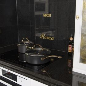 Black Pearl Kitchen Worktops