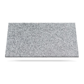 Bianco Sardo grå granitt benkeplate er en trygt valg for kjøkken eller bad