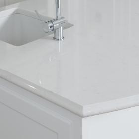 Kvartsityötaso Carrara Quartz
