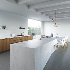 Nilium kitchen island
