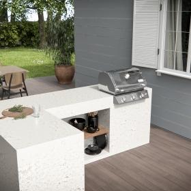 Nilium outdoor kitchen