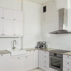 Kashmir White Worktops for Modern Kitchen UK