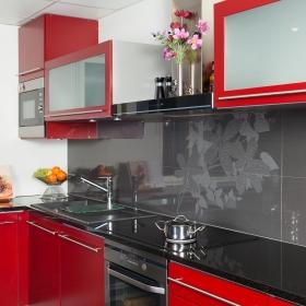 Spike Black Kitchen Countertops UK