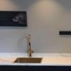 Töötasapind ja pritsmeliist keraamikast Larsen Blanco
