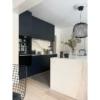 Töötasapind, köögisaar ja tasutaplaat keraamikast Larsen Blanco