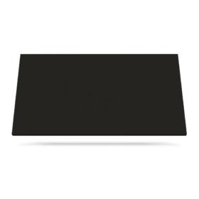 Silk-B Negro keramisk benkeplate svart