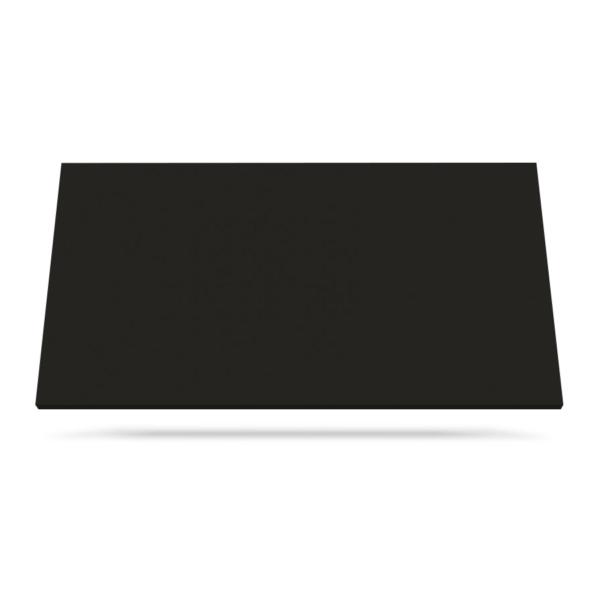 svart benkeplate Silk B Negro i keramikk