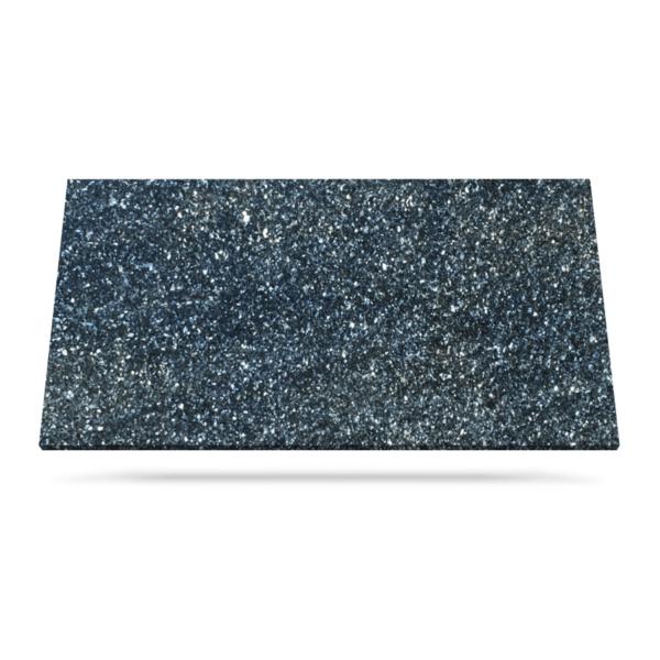 Blue Pearl Grå Blå granitt er et klassisk benkeplate som passer perfekt til kjøkken eller bad