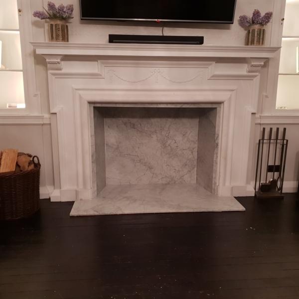 Kamina marmorist Carrara C