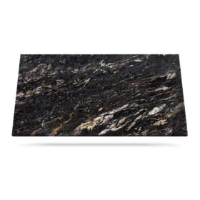 Cosmic Black sort granitt med mønster