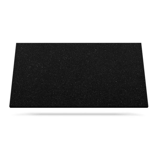 Quartz countertop material Black Night