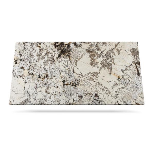 Blanc Du Blanc granitt benkeplate til kjøkken eller bad