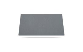 Quartz countertop material Wet Asphalt