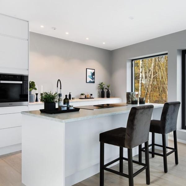 Köögitasapind ja köögisaar marmorist Carrara C