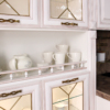 Diana wooden cabinets set for kitchen