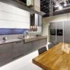 Pierra wooden cabinets set for kitchen