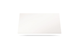 Ceramic worktop material ICE Blanco