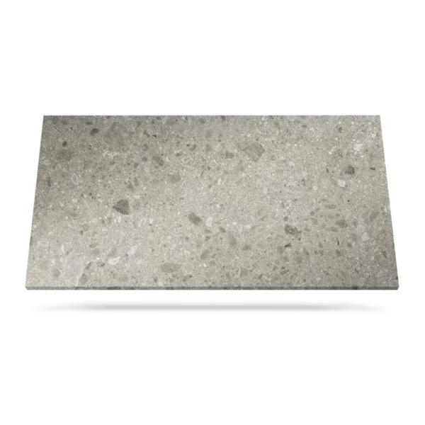 Ceramic worktop material Iseo Gris