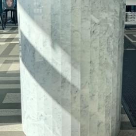 Barløsning i marmor Carrara C