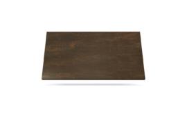 Ceramic worktop material Oxide Corten