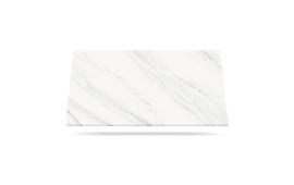 Ceramic countertop material Touche Blanco
