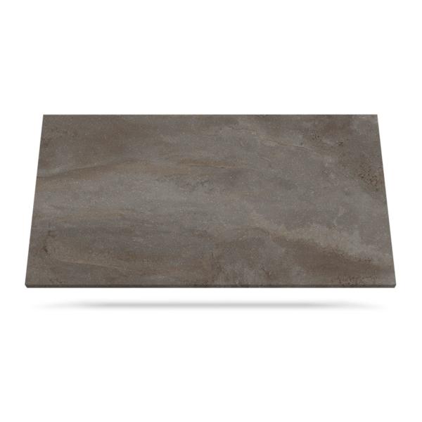 Ceramic worktop material Vint Gris