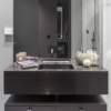 Handmade quartz sink