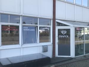 Diapol Danmark åbner showroom