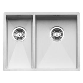 Diskbänk Reginox Ontario 18x40+34x40 (L)