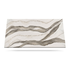 Komposittstein Skara Brae beige med marmormønster